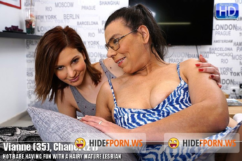 Old-and-Young-Lesbians.com/Mature.nl - Vianne (35), Chanel (21) - Lesbian-Alex401 [HD 720p]