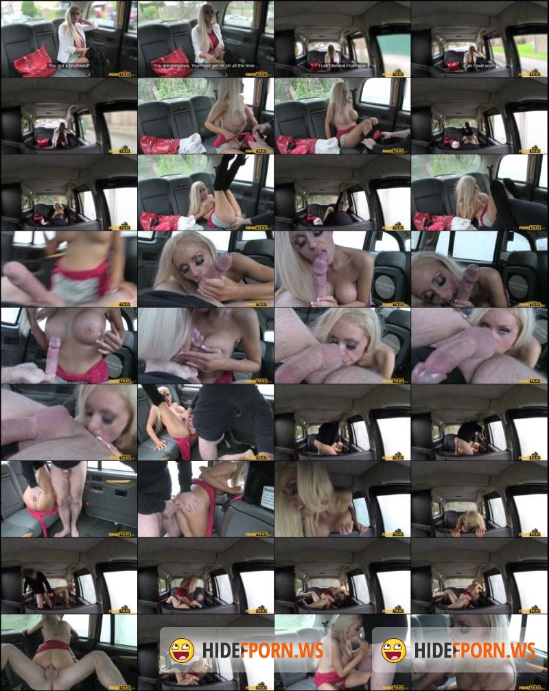 Sex in Taxi: Barbie - E308 Deep anal for lady with big tits [HD 720p]