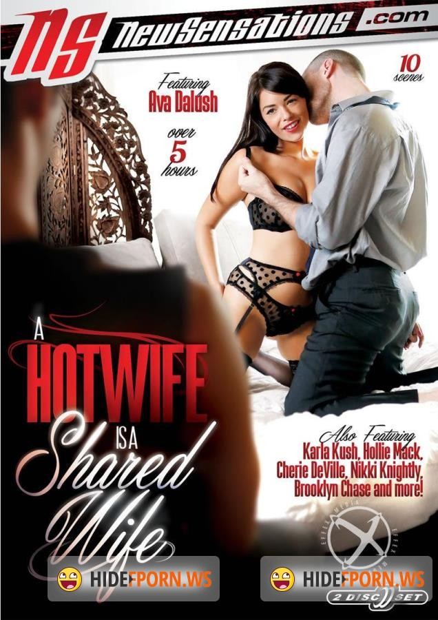 Hotwife Is A Shared Wife [2016/DVDRip]