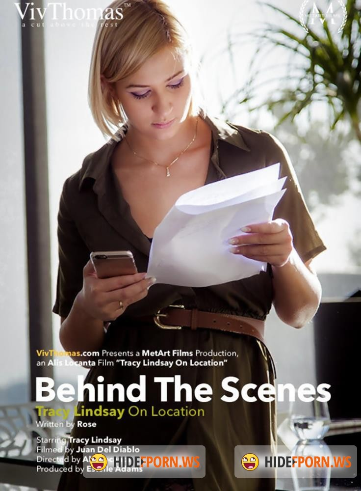 VivThomas - Tracy Lindsay - Behind The Scenes: Tracy Lindsay On Location [FullHD 1080p]