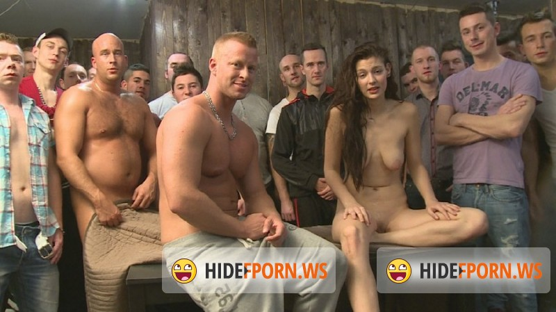 CzechGangbang.com/CzechAV.com - Amateurs - Czech Gangbang 18 - part 1 [HD 720p]