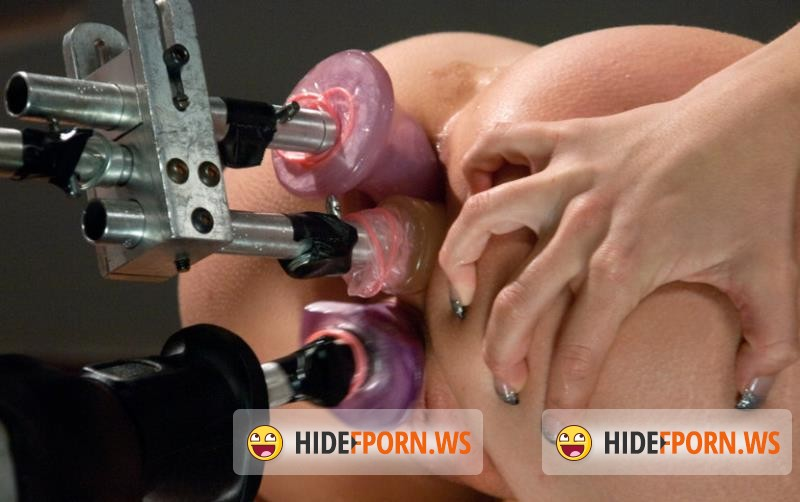 Kink.com/FuckingMachines.com - Amy Brooke - TRIPLE FUCKSALL ANAL AND PUSSY FUCKING STRETCHED TO THE LIMIT [HD 720p]