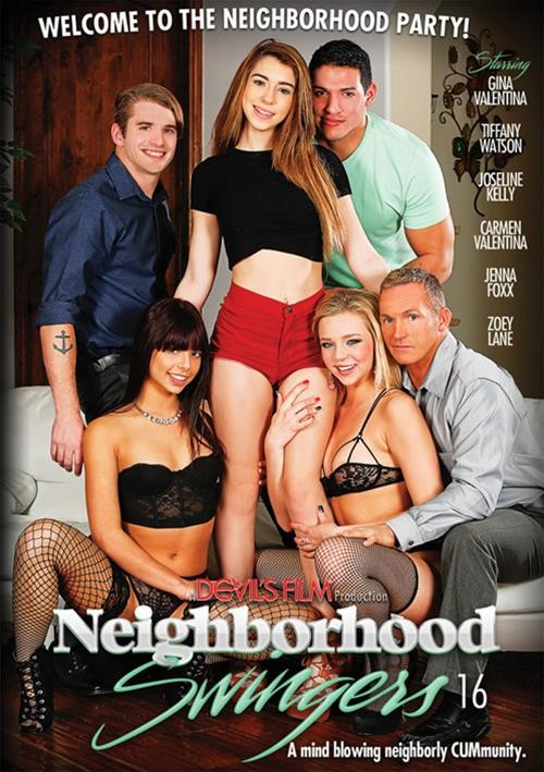 Neighborhood Swingers 16 [2016/WEBRip/FullHD 1080p]