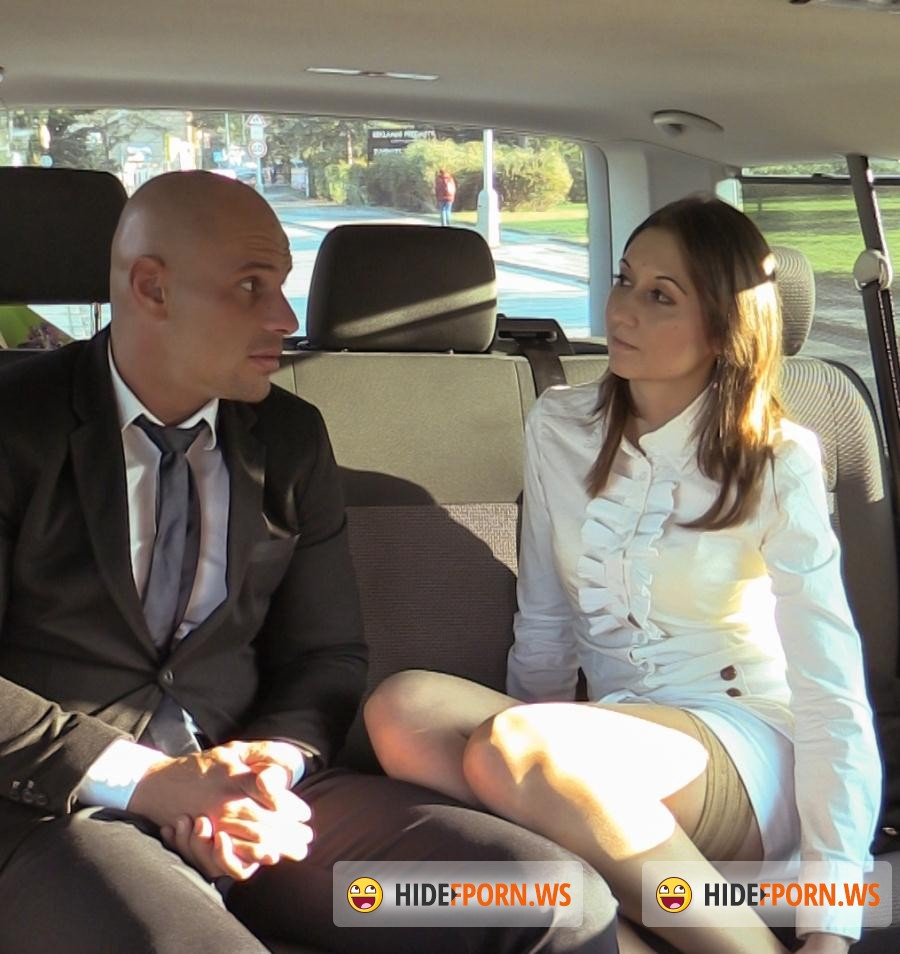 FuckedInTraffic.com/PorndoePremium.com: Meggie - Slutty bitch Meggie getting rammed on the backseat of the car [FullHD 1080p]