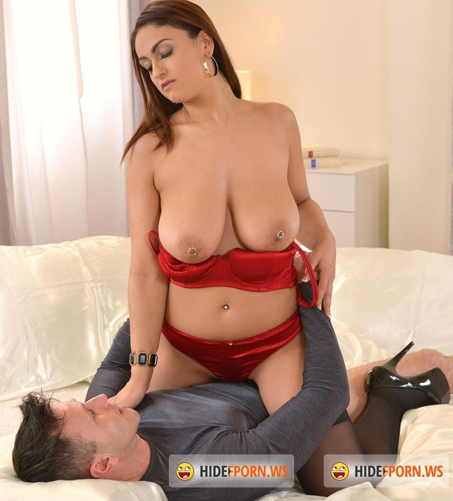 FuckinHD - Sandra Milka - Her Boobs Await Him [FullHD 1080p]