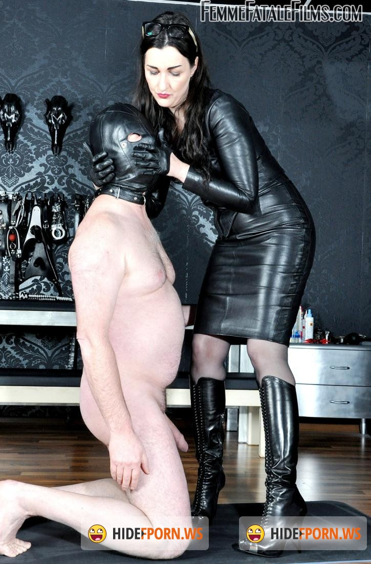 Femme Film: Lady Victoria Valente - Kiss My Leather [SD 368p]