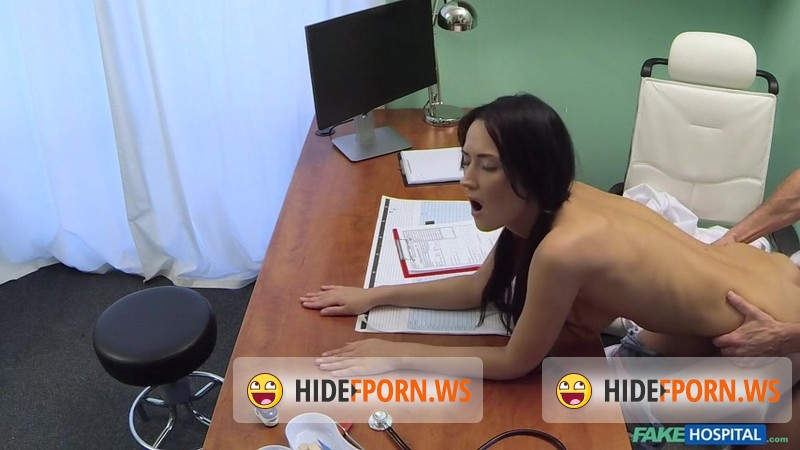 FakeHospital.com - Angie Moon - Petite brunette gets full treatment [SD 480p]