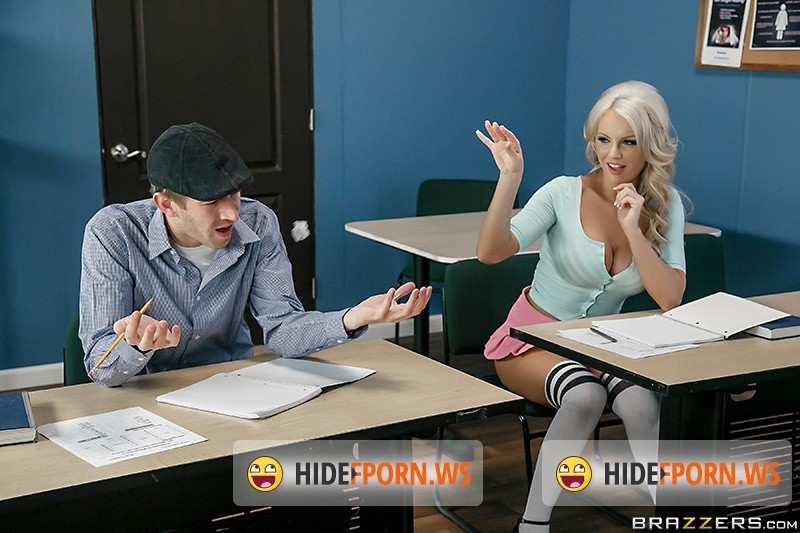 Tits School: Kenzie Taylor  - Detention [SD 480p]