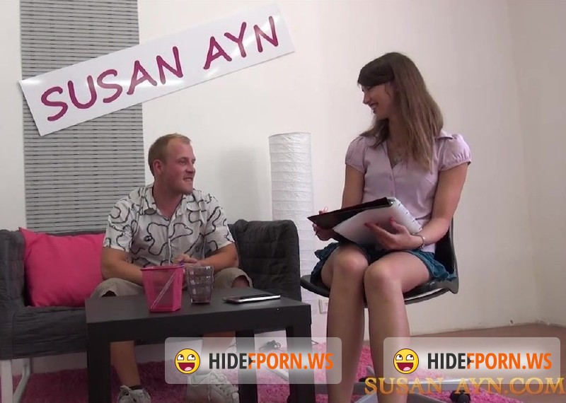 Susanayn.com - Susan Ayn - Peter did not pass because he cannot shoot cum [HD 720p]