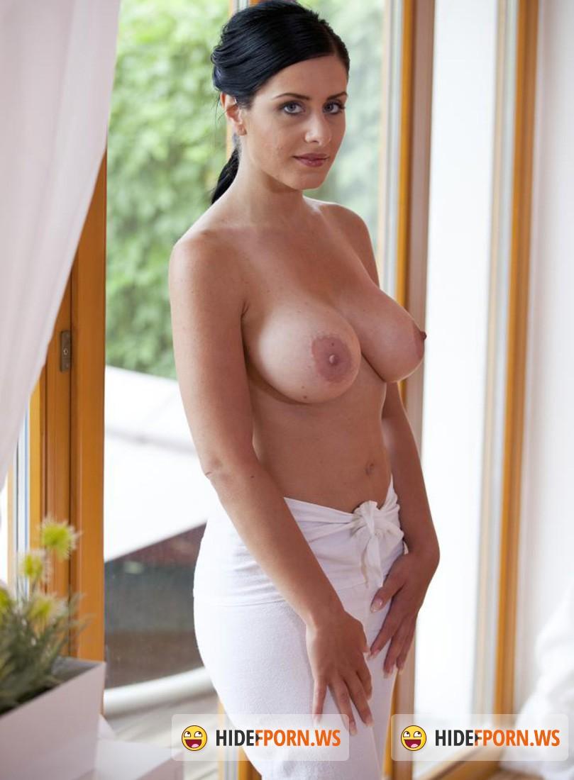 image Big tit amateur cock sucker brunette