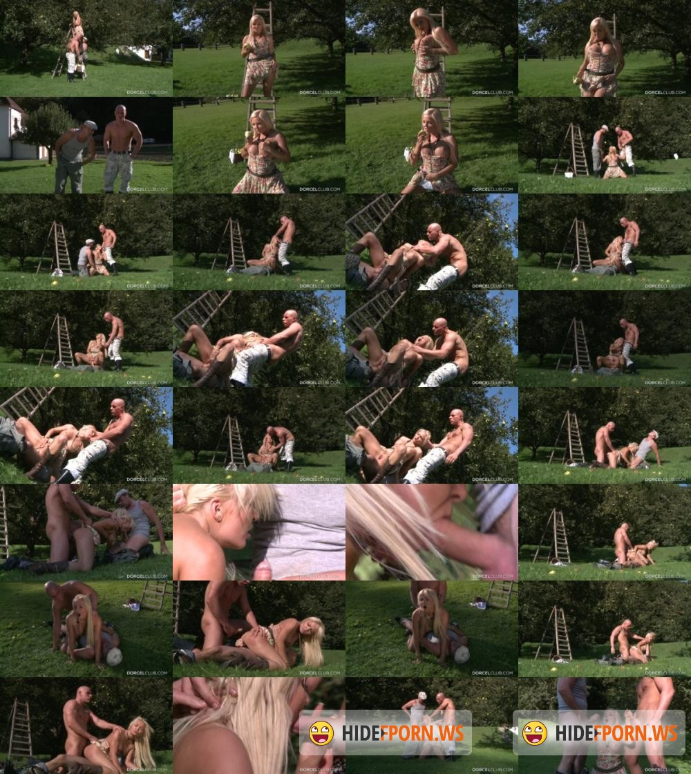 DorcelClub - Jenna Lovely - Great DP In The Farm For Jenna Lovely [HD 720p]