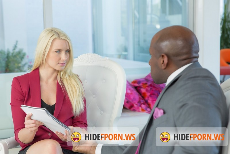 Blacked.com - Anikka Albrite - Business Blonde Wife Ass Fucked By a BBC [SD 480p]
