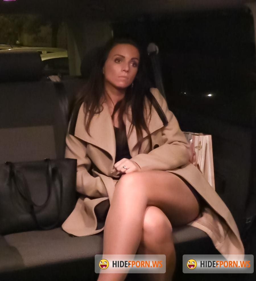 Fucked and Traffic: Nata Lee - Big ass brunette babe Nata Lee gets fucked in traffic. HOT Czech porn [FullHD 1080p]