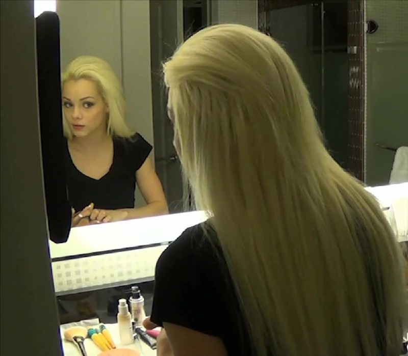 AtkGirlfriends.com - Elsa Jean - Elsa makes herself look all pretty for you in Vegas [FullHD 1080p]