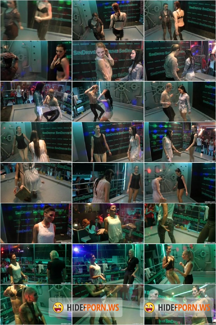 DrunkSexOrgy.com/Tainster.com -  Adel Sunshine, Alexis Crystal, Ally Style, Ani Black Fox, Candy Alexa, Cayla Lyons, Celine Noiret, Elisa - DSO Party Sextasy Part 3 - Shower Cam  [FullHD 1080p]