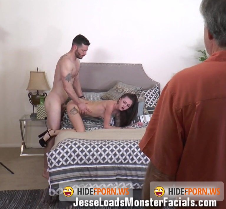 JesseLoadsMonsterFacials.com - Kendra Cole - Jesse Loads Monster Facials - bts [HD 720p]