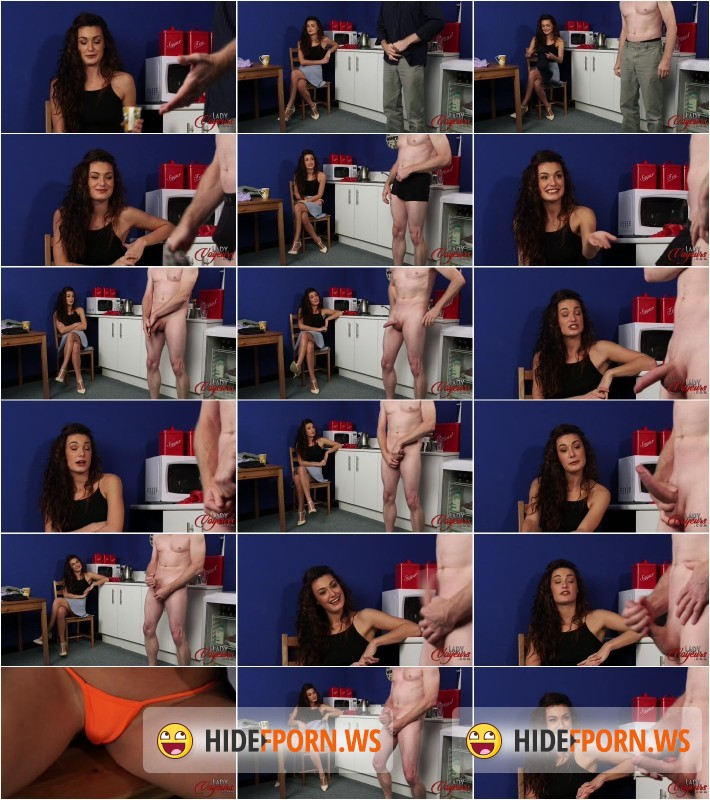 LadyVoyeurs.com - Laura Strauss - Laura Wins The Bet [FullHD 1080p]