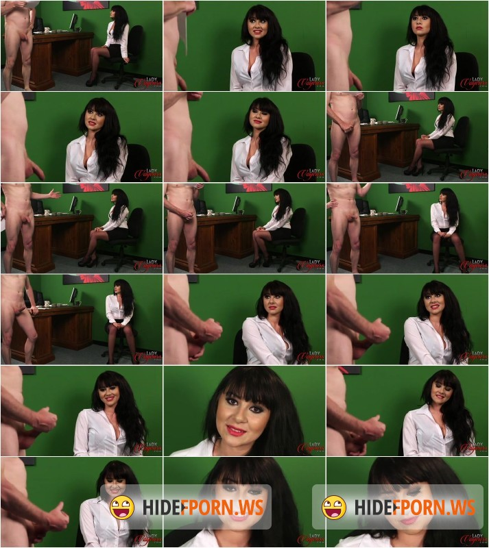 LadyVoyeurs.com - Heidi Raymond - Nudist Colony Interview [SD 480p]