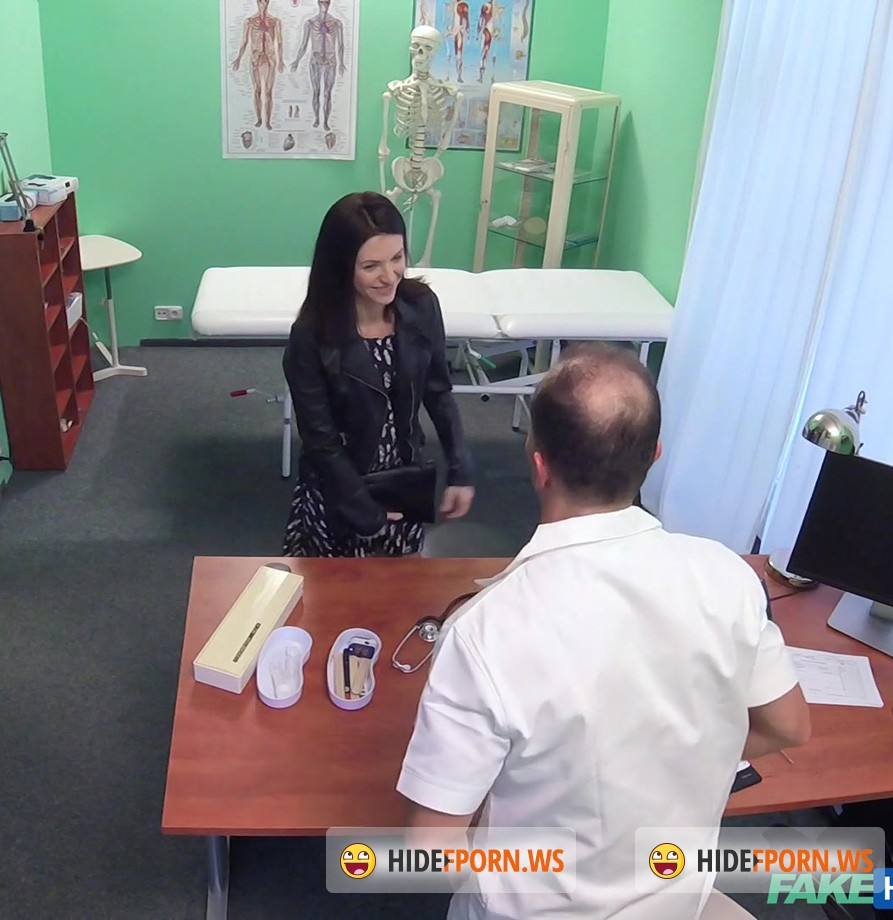 FakeHospital.com - Arian - Cock therapy helps sensitive pussy [FullHD]