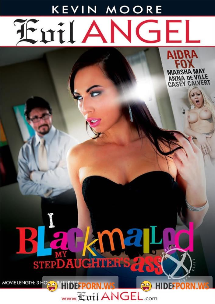 I Blackmailed My Stepdaughters Ass [DVDRip]
