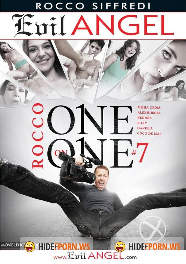 Rocco One On One 7 [2016/DVDRip]