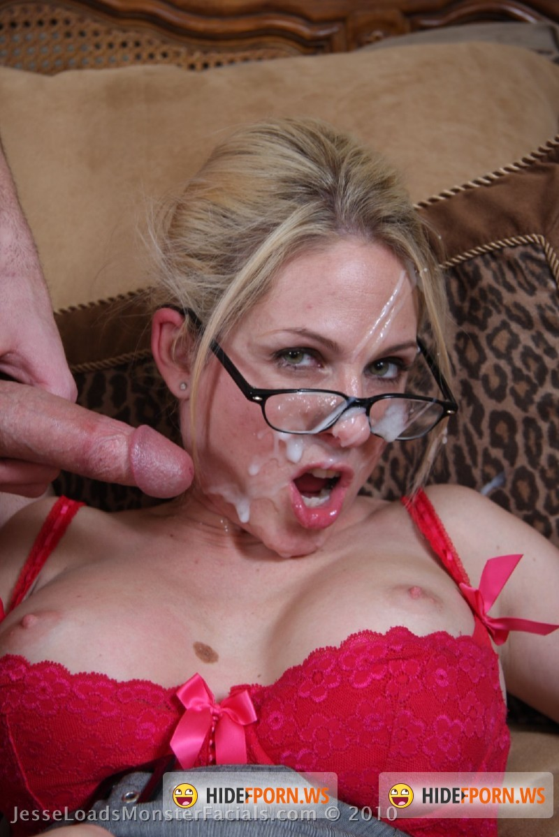 JesseLoadsMonsterFacials.com - Angela Attison - Jesse Loads Monster Facials [SD 480p]