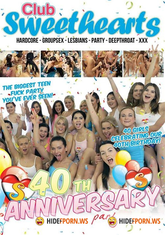 Club Sweethearts 40th Anniversary Party  [2016/WEBRip/FullHD]