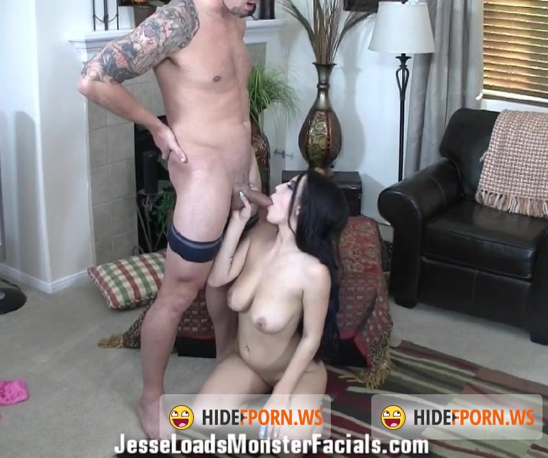 JesseLoadsMonsterFacials.com - Noelle Easton - Jesse Loads Monster Facials - bts [HD 720p]