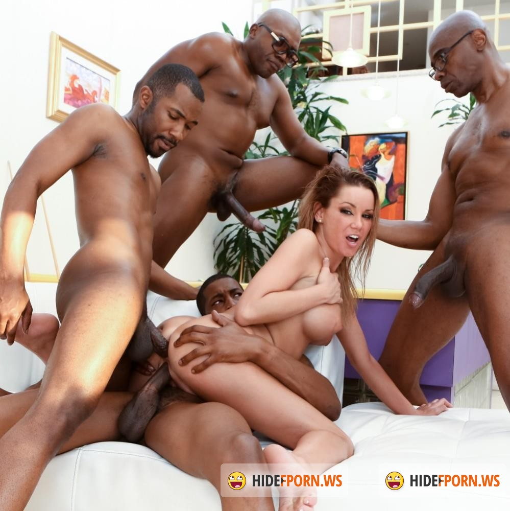 DevilsFilm - Tanner Mayes, Sean Michaels, Isiah Maxwell - Blacked Out 5 [HD 720p]