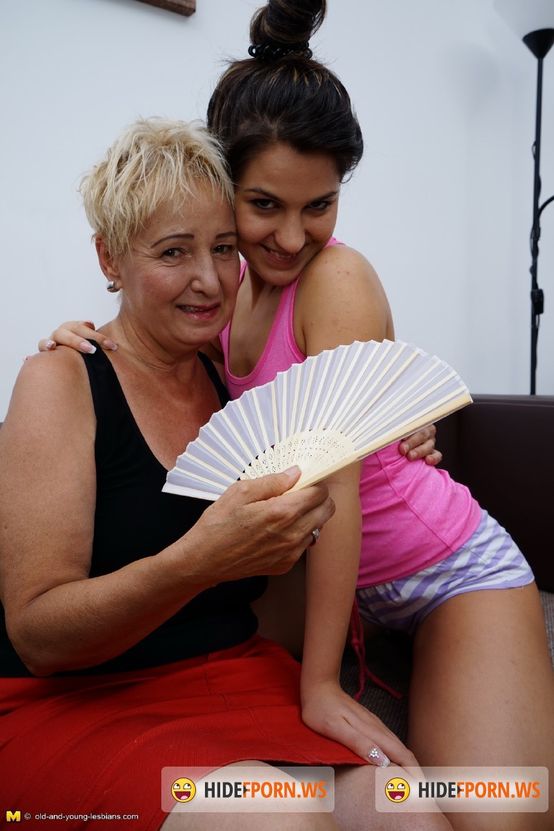 Old-and-young-lesbians.com/Mature.nl - Rosaline (55), Sharisa (19) - Lesbian-Alex366 [SD 540p]