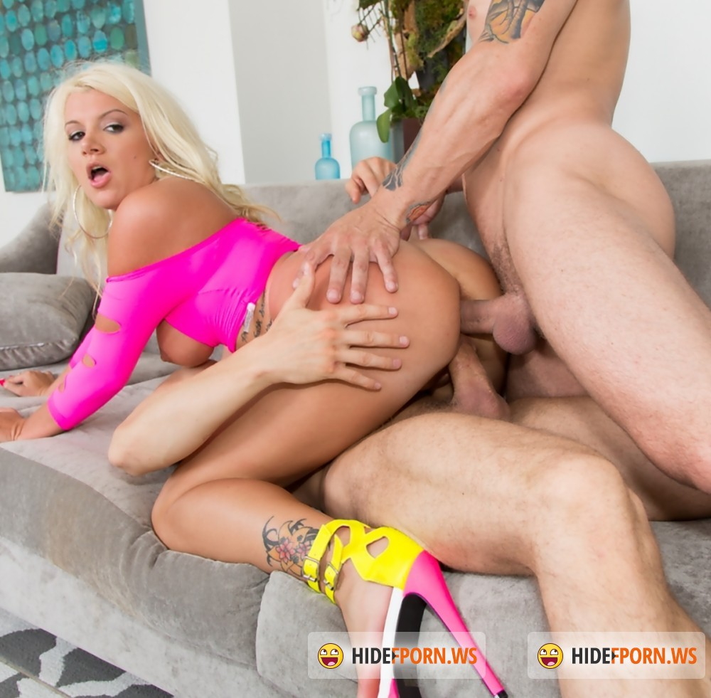 TheAssFactory/ArchangelVideo - Erik Everhard, Layla Price, Mr. Pete - Layla Price Dpd, All Holes Full Filled [HD 720p]