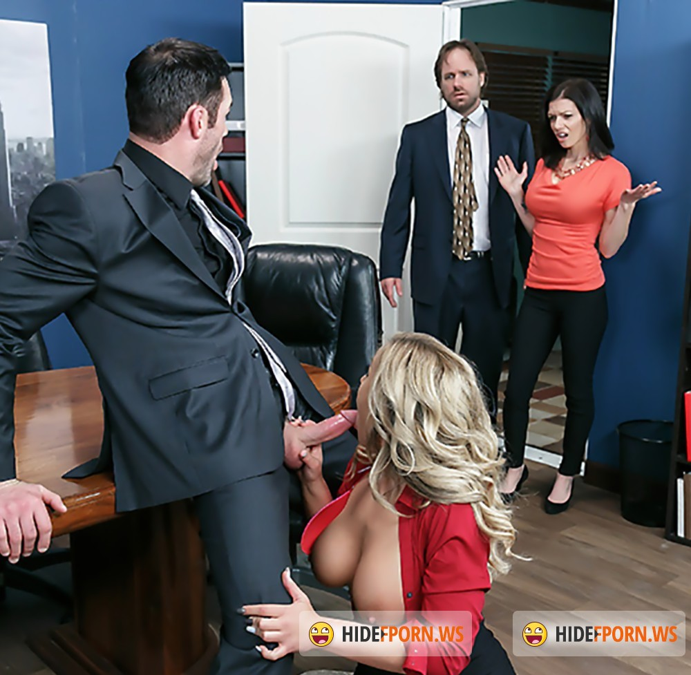 BigTitsAtWork/Brazzers - Olivia Austin, Charles Dera - How To Fuck At The Office [HD 720p]