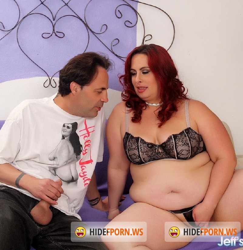 JeffsModels.com - Phoenix Redd - Large Lass Takes Dick [FullHD 1080p]