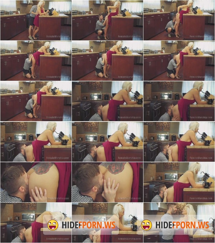 Femaleworship.com - Holly - Theres Always Something You Can Do For Me [HD 720p]