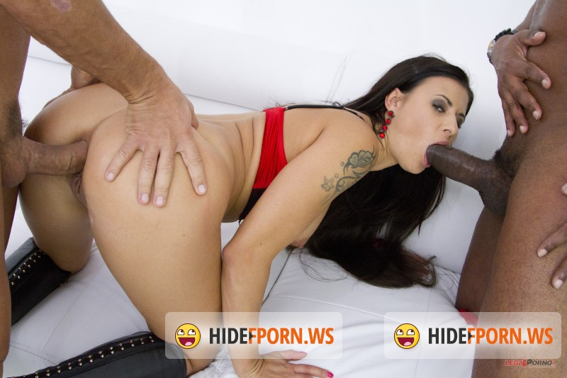 LegalPorno.com - Billie Star - 3 on 1 Piss Drinking Slut SZ637 [HD]