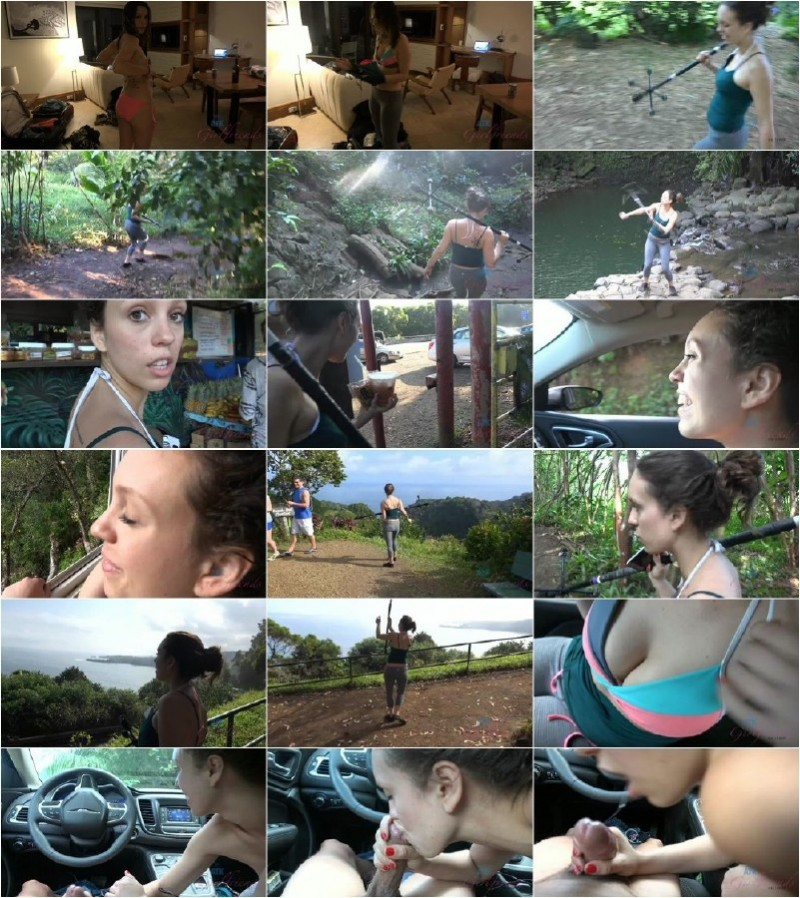 AtkGirlfriends.com - Jade Nile - Jade loves the island, but she especially loves YOU [FullHD 1080p]