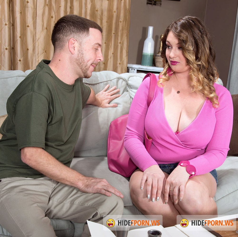 XLGirls/PornMegaLoad - Harmony White - 40G-cup Babysitter Likes Married Men [FullHD 1080p]