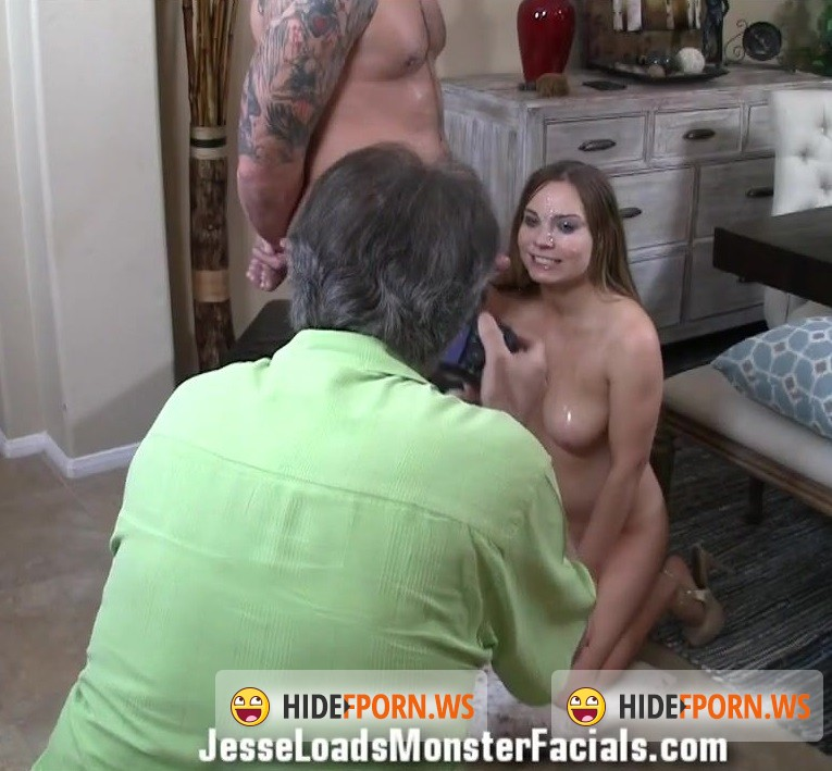 JesseLoadsMonsterFacials.com - Tiff Bannister - Jesse Loads Monster Facials - bts [HD 720p]