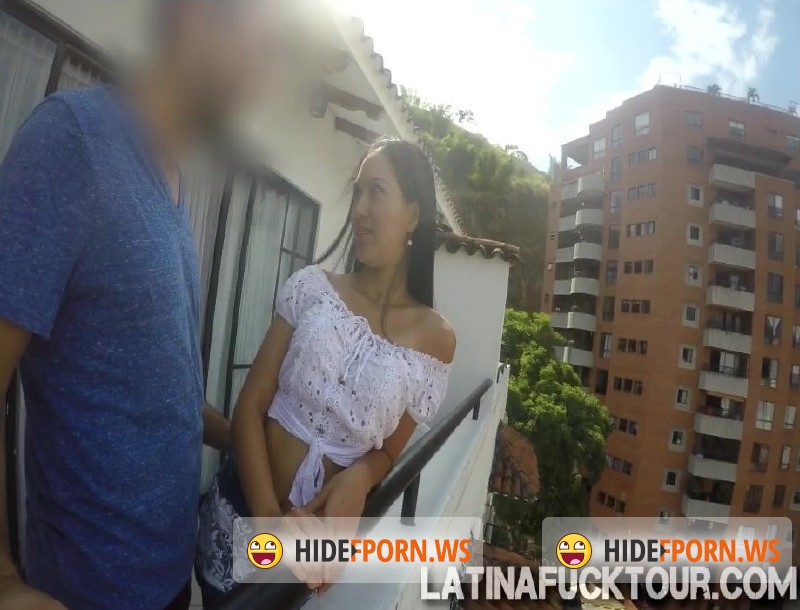 LatinaFuckTour.com - Marcela - Hot booty Colombian babe is rewarded with sperm for her kindness [HD 720p]