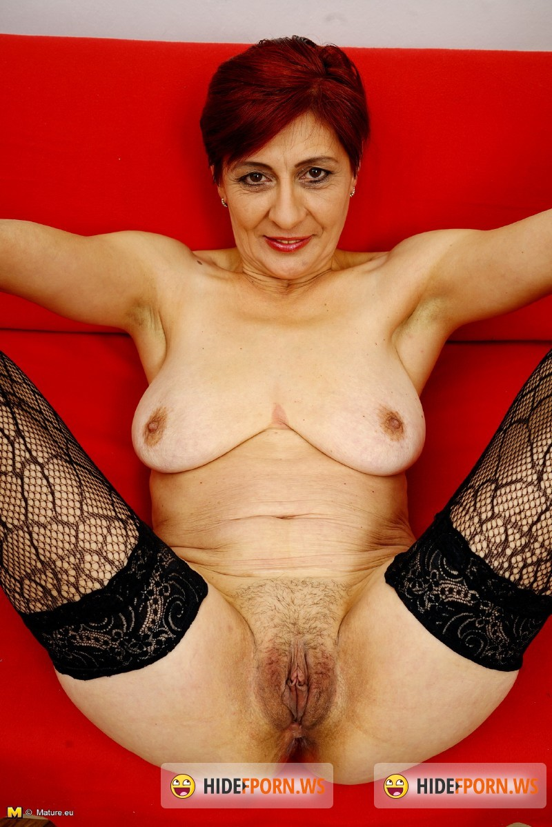 Mature.eu/Mature.nl - Pauletta S. (46) - This mama loves to get dirty [SD 540p]