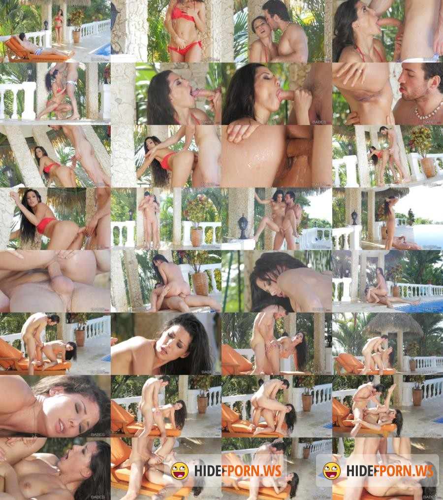 Babes - Alexa Tomas - A Hot Day [FullHD]