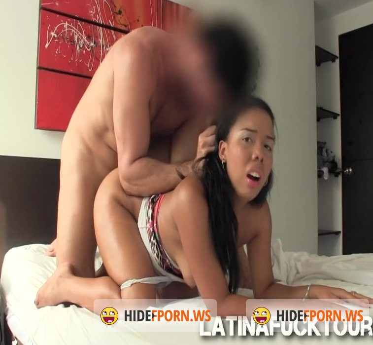 LatinaFuckTour.com - Mariana - Stunning South American booty gets destroyed savagely [HD 720p]