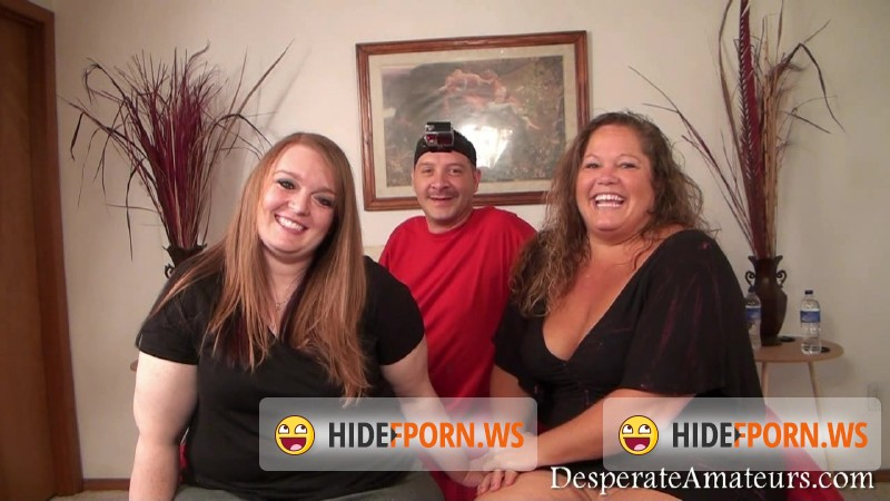 DesperateAmateurs.com - Khandi, Paige, Sean - Khandi and Paige part one [HD 720p]