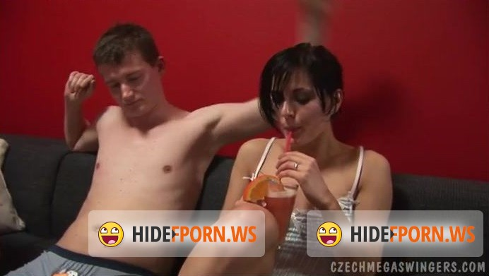 CzechMegaSwingers.com/Czechav.com - Amateurs - Czech Mega Swingers 4 - Part 1 [SD 396p]