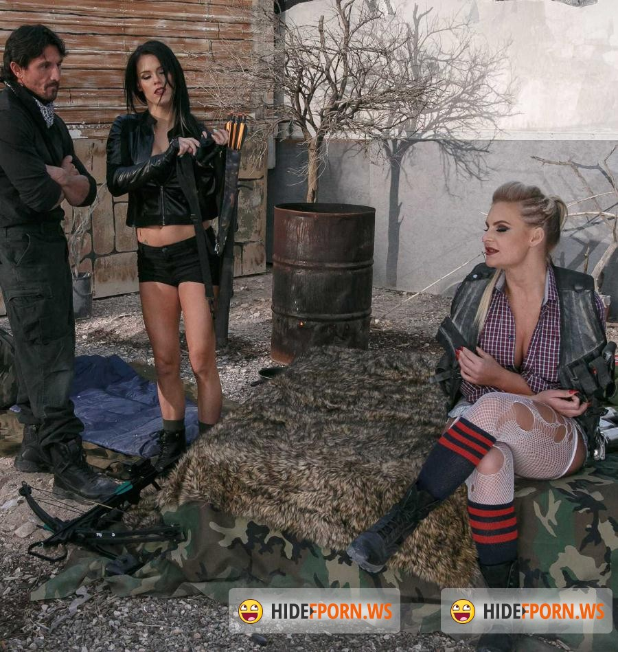 Pornstars and Porn: Peta Jensen, Phoenix Marie - World War XXX Part Six [SD 480p]