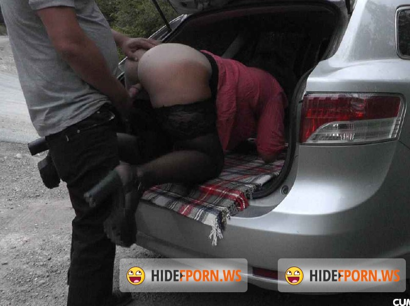 CumDrinkingWife.com - Marion - Holiday 2015 rest area gangbang [SD 360p]