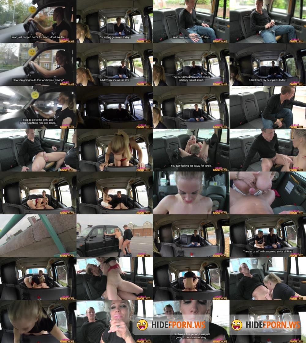 FemaleFakeTaxi - Rebecca M - Student And Driver Caught Fucking [FullHD 1080p]