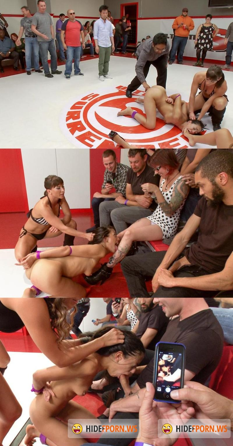 Lyla Storm - Loser Humiliated By The Audience For Sucking So Bad [HD 720p]