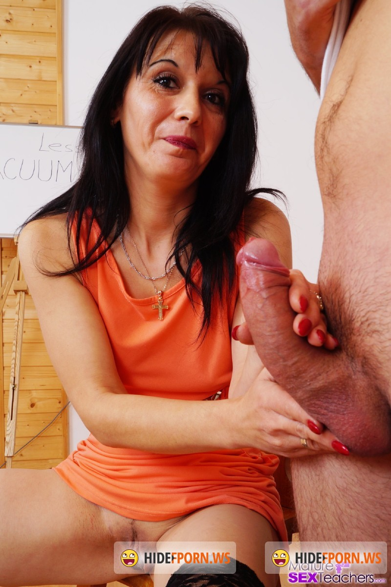 MatureSexTeachers.com - Gracia - Mature Sex Teachers [HD 720p]