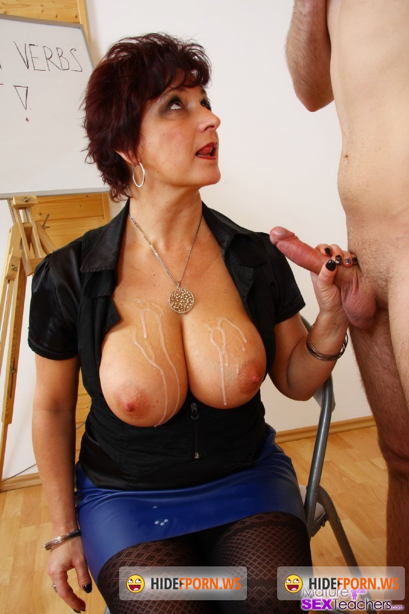 MatureSexTeachers.com - Loriell - Mature Sex Teachers [HD 720p]
